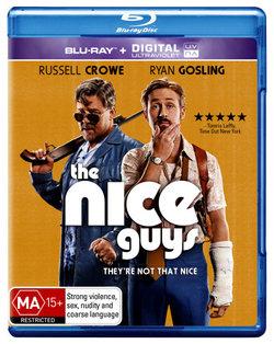 The Nice Guys (Blu-ray/UV)