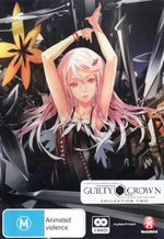 Guilty Crown: Collection 2