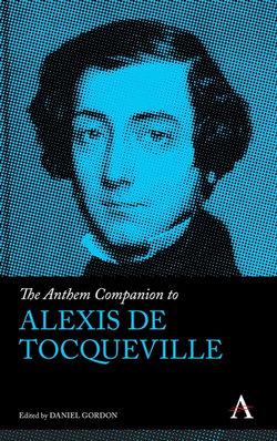 The Anthem Companion to Alexis de Tocqueville