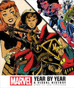 Marvel Year by Year