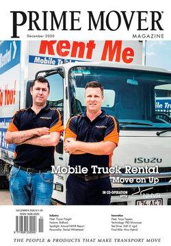 Prime Mover Magazine - 12 Month Subscription