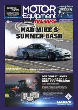 Motor Equipment News (NZ) - 12 Month Subscription
