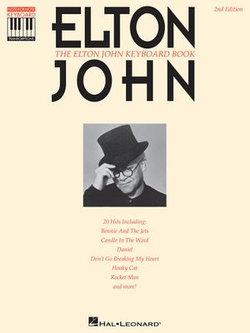 The Elton John Keyboard Book (Songbook)