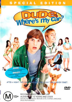 Dude, Where's My Car? (Special Edition)