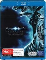 Alien Anthology (Alien / Aliens / Alien 3 / Alien: Resurrection)