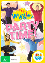The Wiggles: Party Time