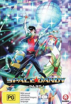 Space Dandy: Part 1 (Episodes 1-13)