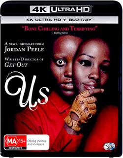 Us (2019) (4K UHD / Blu-ray)