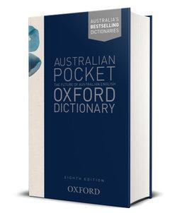 Australian Pocket Oxford Dictionary
