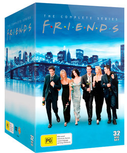 Friends: The Complete Collection (2019)