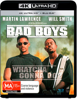 Bad Boys (4K UHD/Blu-ray)