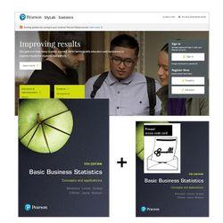 Basic Business Statistics + MyLab Statistics with eText