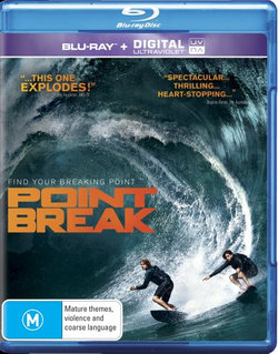 Point Break (2015) (Blu-ray/UV)