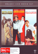 Bulletproof (1996) / I Now Pronounce You Chuck & Larry / Spanglish (Deluxe Icon Movie Set)