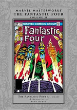 Marvel Masterworks: the Fantastic Four Vol. 21