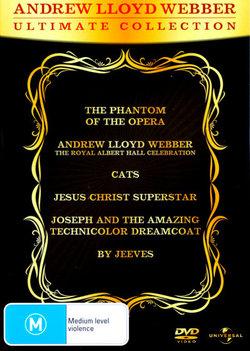 Andrew Lloyd Webber: Ultimate Collection (Phantom of the Opera/Royal Albert Hall Celebration/Cats/Jesus Christ Superstar/Joseph/By Jeeves)
