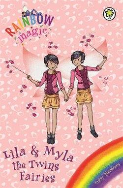 Lila and Myla the Twins Fairies