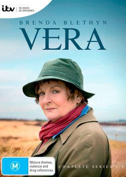Vera: Series 1-8