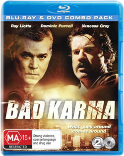 Bad Karma (Blu-ray/DVD) (2 Discs)