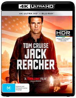 Jack Reacher (4K UHD / Blu-ray)