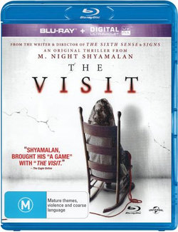 The Visit (2015) (Blu-ray/UV)