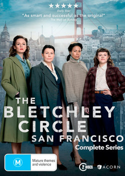 The Bletchley Circle: San Francisco - Complete Series
