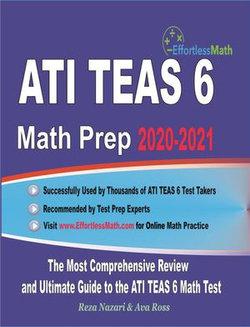 ATI TEAS 6 Math Prep 2020-2021