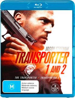 Transporter 1 and 2 (The Transporter / Transporter 2) (2 Movie Set)
