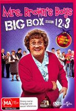 Mrs Brown's Boys: Big Box (Season 1, 2 & 3)