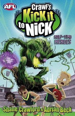 Crawf's Kick it to Nick: Half-time Heroes