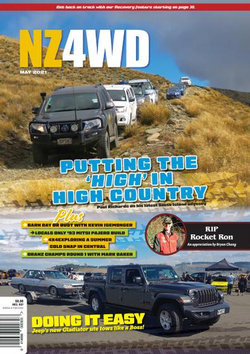 New Zealand 4WD Magazine (NZ) - 12 Month Subscription