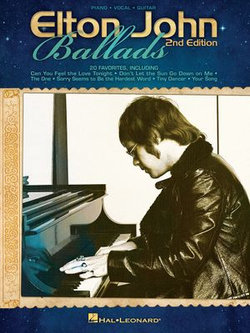 Elton John Ballads (Songbook)