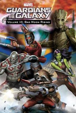Guardians of the Galaxy 10