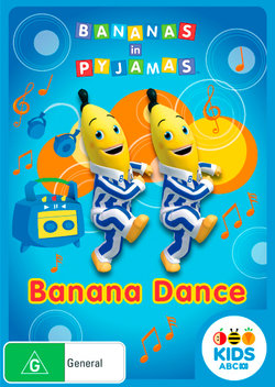 Bananas in Pyjamas: Banana Dance