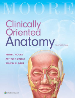 Package of Moore's Clinically Oriented Anatomy 8e & Rohen's     Color Atlas of Anatomy 8e