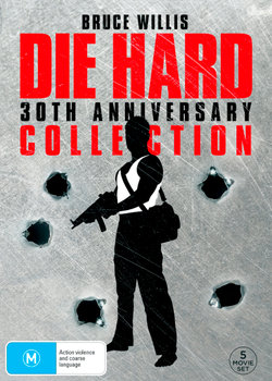 Die Hard: 30th Anniversary Collection (Die Hard / Die Hard 2 / Die Hard With a Vengeance / Die Hard 4.0 / A Good Day to Die Hard)