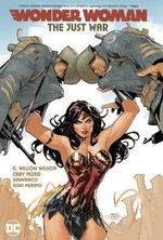 Wonder Woman : The Just War
