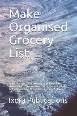 Make Organised Grocery List