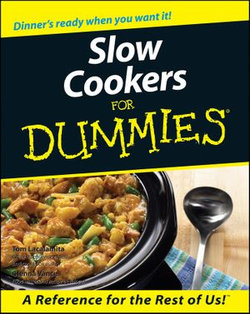 Slow Cookers For Dummies