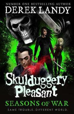 Skulduggery Pleasant : Seasons of War