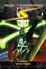 Project SuperPowers Omnibus Volume 2: Black Terror