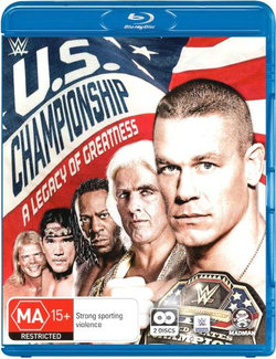 WWE: The US Championship - A Legacy of Greatness