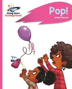 Reading Planet - Pop! - Pink B: Rocket Phonics