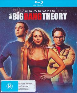 The Big Bang Theory: Seasons 1 - 7