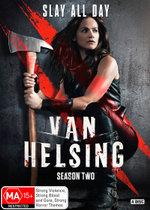 Van Helsing (2016): Season 2