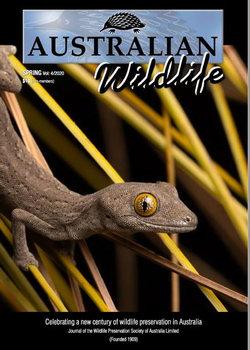 Australian Wildlife - 12 Month Subscription