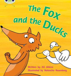 Bug Club Phonics Fiction Reception Phase 3 set 07 The Fox and the Ducks