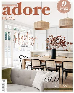 Adore Home Magazine - 12 Month Subscription