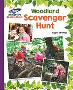 Reading Planet - Woodland Scavenger Hunt - Purple: Galaxy