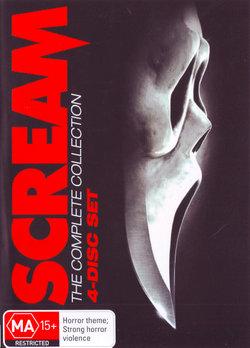 Scream: The Complete Collection (Scream, Scream 2, Scream 3, Scream 4)